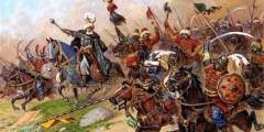 هاجر العثمانيون إلى آسيا الصغرى فراراً من الغزو المغولي بقيادة أميرهم