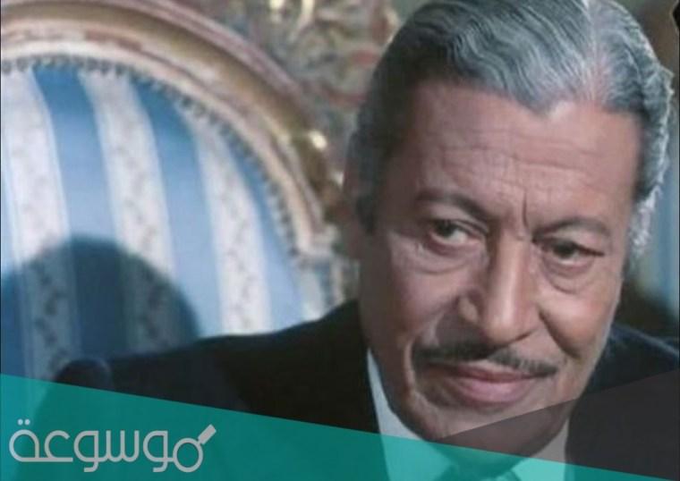 حياة الممثل عماد حمدي