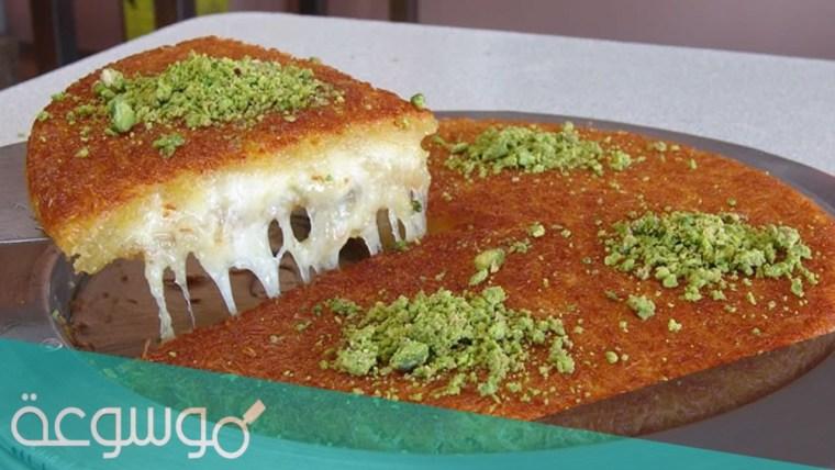طريقة عمل حلويات رمضان الكنافة والقطايف بجودة عالية