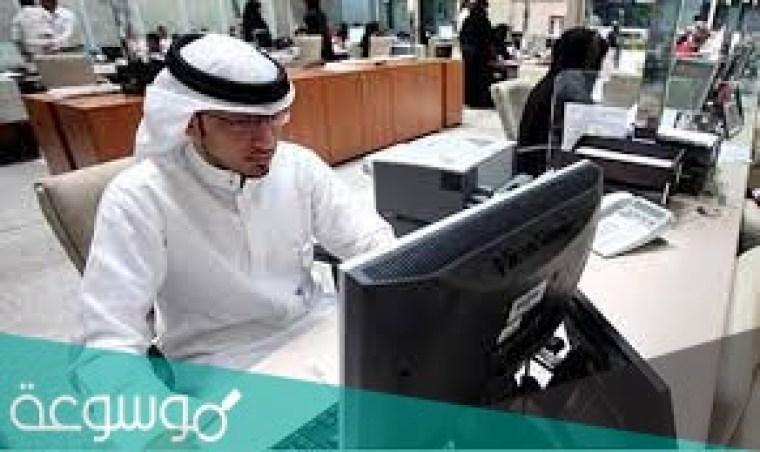 القطاع الحكومي في السعودية