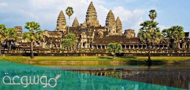 ما هي ديانة كمبوديا الرسمية