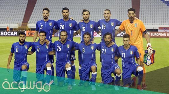 قائمة منتخب إيطاليا يورو 2021