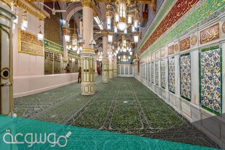 من هو مدير ادارة شؤون الأئمة والمؤذنين بالمسجد النبوي