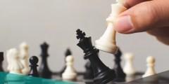 من اول شعب عرف الشطرنج