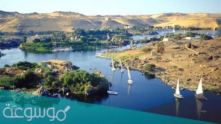 سبب تسمية نهر النيل بهذا الاسم