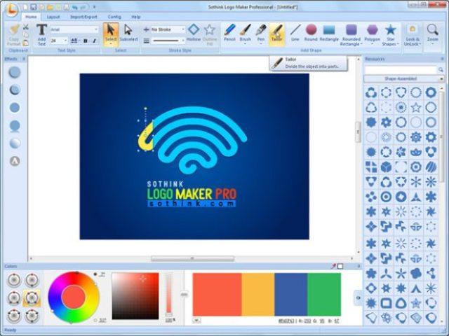 logo-design-software-interface