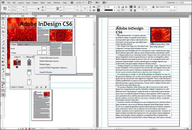 Adobe InDesign CS6 [Full +Crack] One2up + วิธีใช้ ตัวเต็ม ลิงค์เดียว