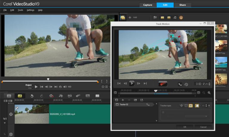 Corel VideoStudio Ultimate X9 v19.6 [Full] ถาวร x86/x64 ตัวเต็มล่าสุด