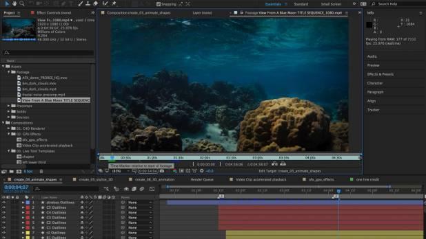 โหลด Adobe Media Encoder CC 2018 [Full] โปรแกรมแปลงไฟล์สุดเทพ