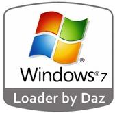 Windows 7 Loader 2.2.2 by Daz ตัว Activator Win7 เป็นของแท้100%