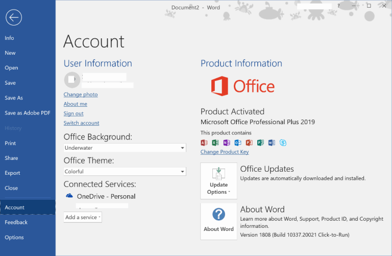 Microsoft Office 2019 Full