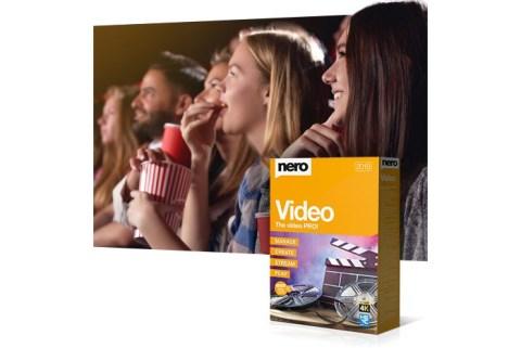โหลด Nero Video 2019 [Full] ถาวร โปรแกรมแก้ไข ตัดต่อวีดีโอนีโร