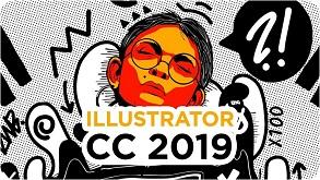 Adobe Illustrator CC 2019 v23.1.0 [Full] ถาวร ไฟล์เดียวติดตั้งง่าย!