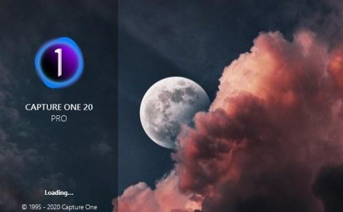 Capture One Pro 20 logo