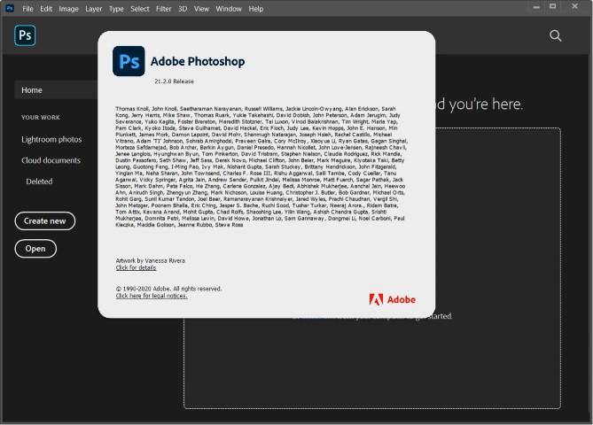 Photoshop Portable 2021 v22.0.0 [Full] แบบพกพา ไม่ต้องติดตั้ง