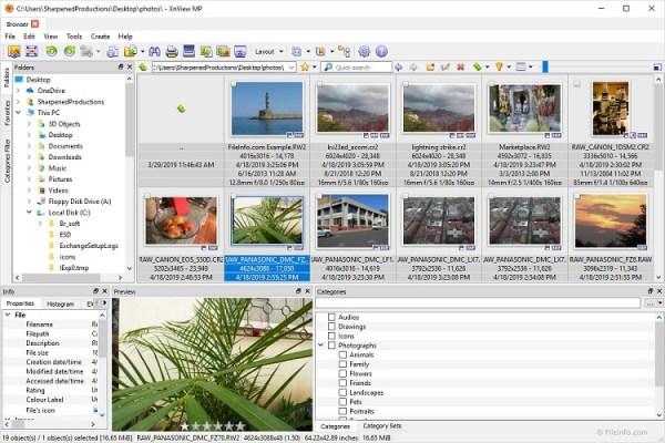 XnView MP 0.97.0 [Full] ฟรีถาวร + Portable ดู/จัดการรูปภาพ