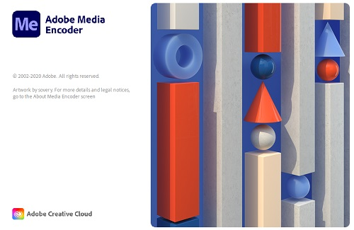 Adobe Media Encoder 2020 Logo
