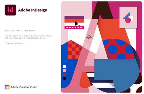 Adobe InDesign 2021 Logo