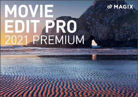MAGIX Movie Edit Pro 2021 Loading Screen