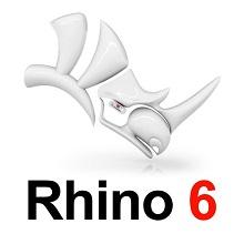Rhinoceros 6.31 (Full) ตัวเต็ม + วิธีติดตั้ง ออกแบบโมเดล 3 มิติ