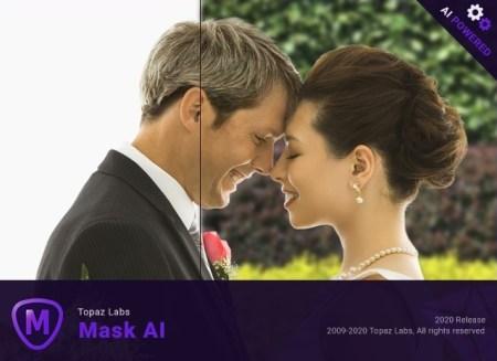 Topaz Mask AI Logo