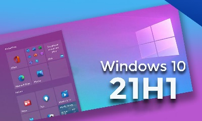 Windows 10- 21H1 Logo
