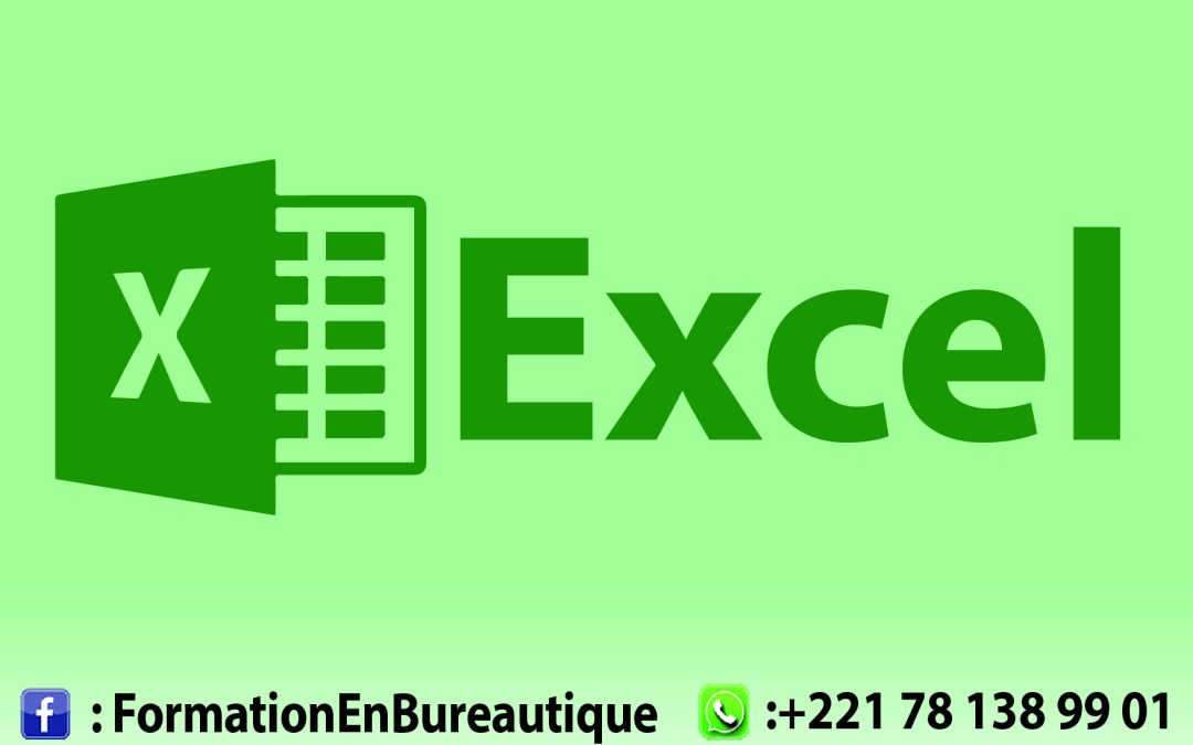 Cours Microsoft Excel