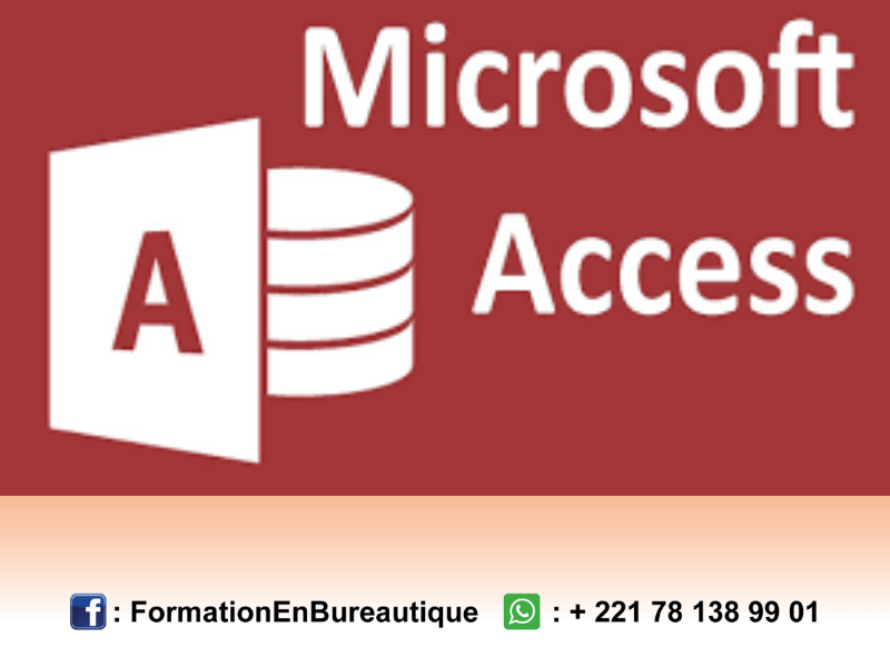 Cours Microsoft Access