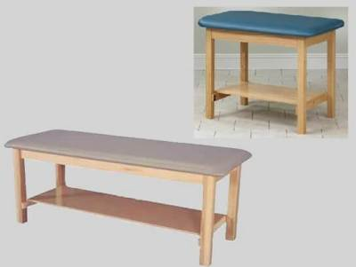 special needs changing table with shelf
