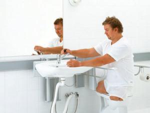 Adjustable Sink by Pressalit Care