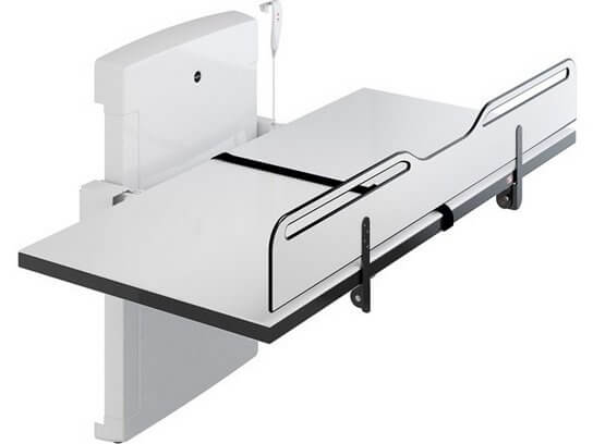 VersaMax Public Restroom Changing Table