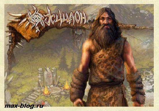 Игра-Escilon-Обзор-и-прохождение-игры-Escilon-3