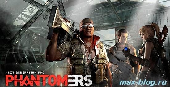 Игра-Phantomers-Обзор-и-прохождение-игры-Phantomers-3