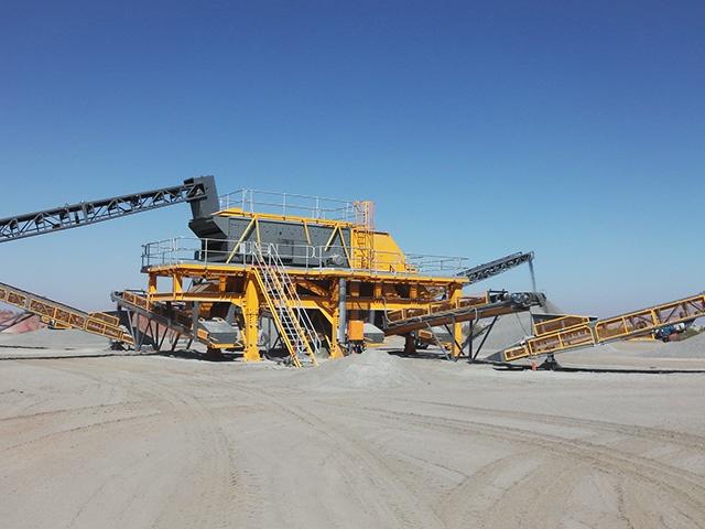 300tph aggregates quarry western australia