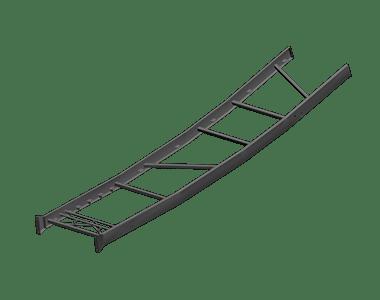 MAX Plant conveyor tail truss