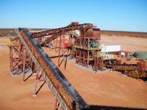 Increase your surge capacity fixed iron ore Australia project