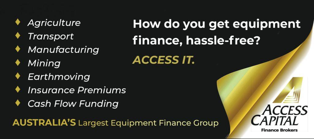 Access Equipmnet Finance