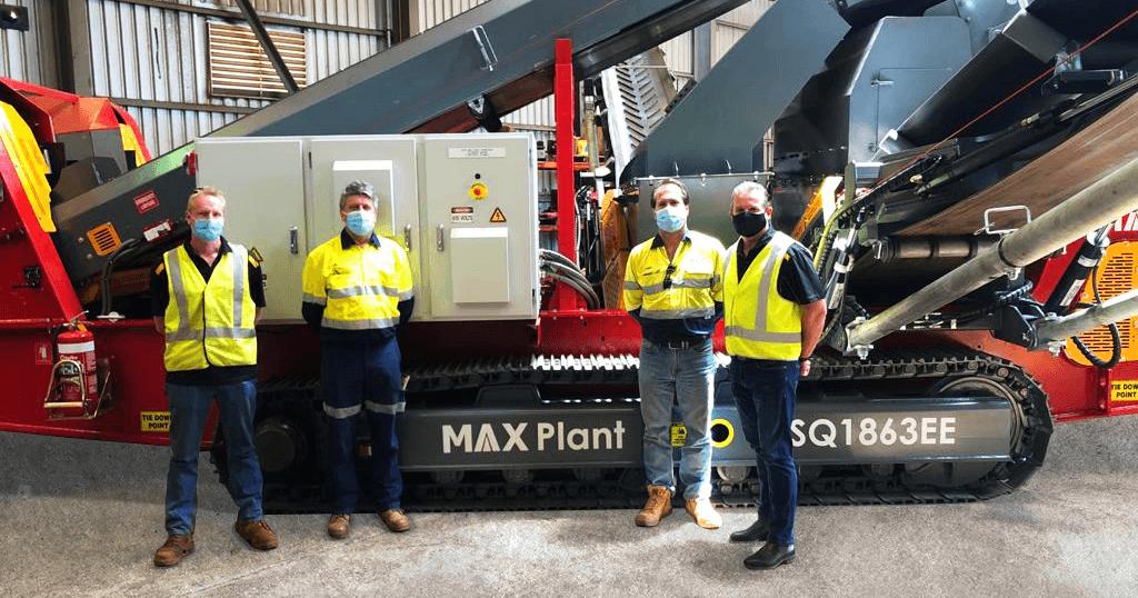 MAX Plant-Customer-Visit