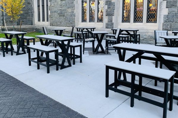 outdoor furniture from sister bay