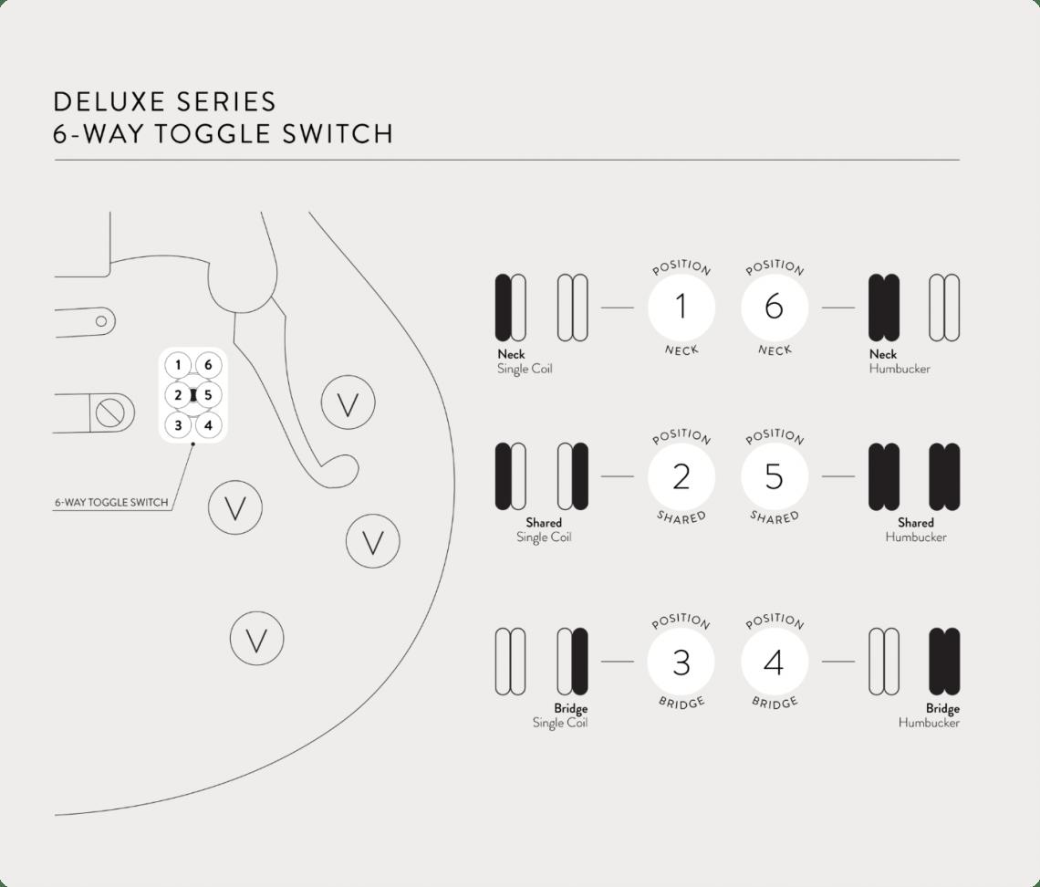 6 Way Switch Wiring Diagram