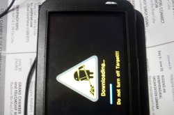 Samsung Galaxy Tab upgrade to Gingerbread from Froyo