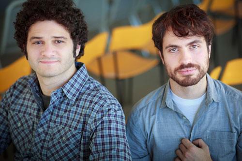 Asana co-founders Dustin Moskovitz and Justin Rosenstein