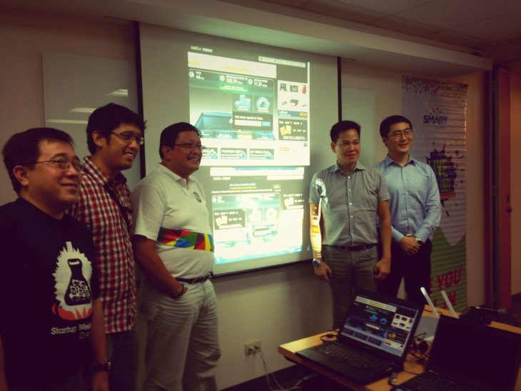 Smart LTE Advanced demo