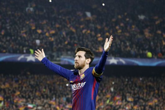 ''Messi-less'' Messi Inspires Barca Rout Over Chelsea