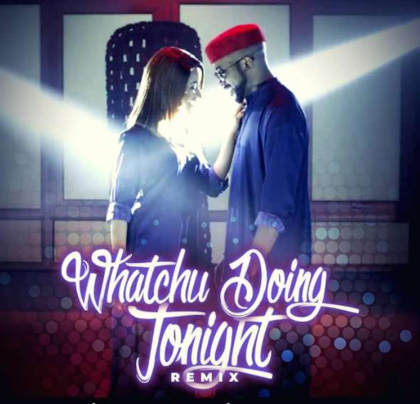 "Banky W. feat Susu - ""Whatchu Doing Tonight [Remix]"""
