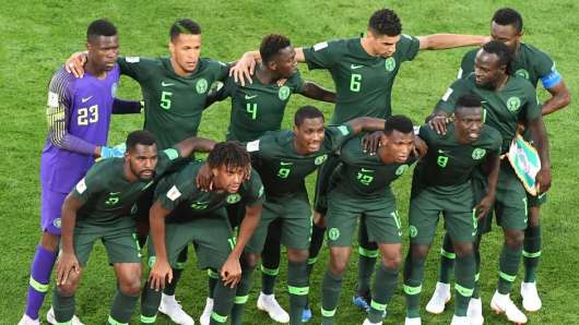 Angry Nigerian supporter burns Super Eagles jersey after 2-0 loss to Croatia