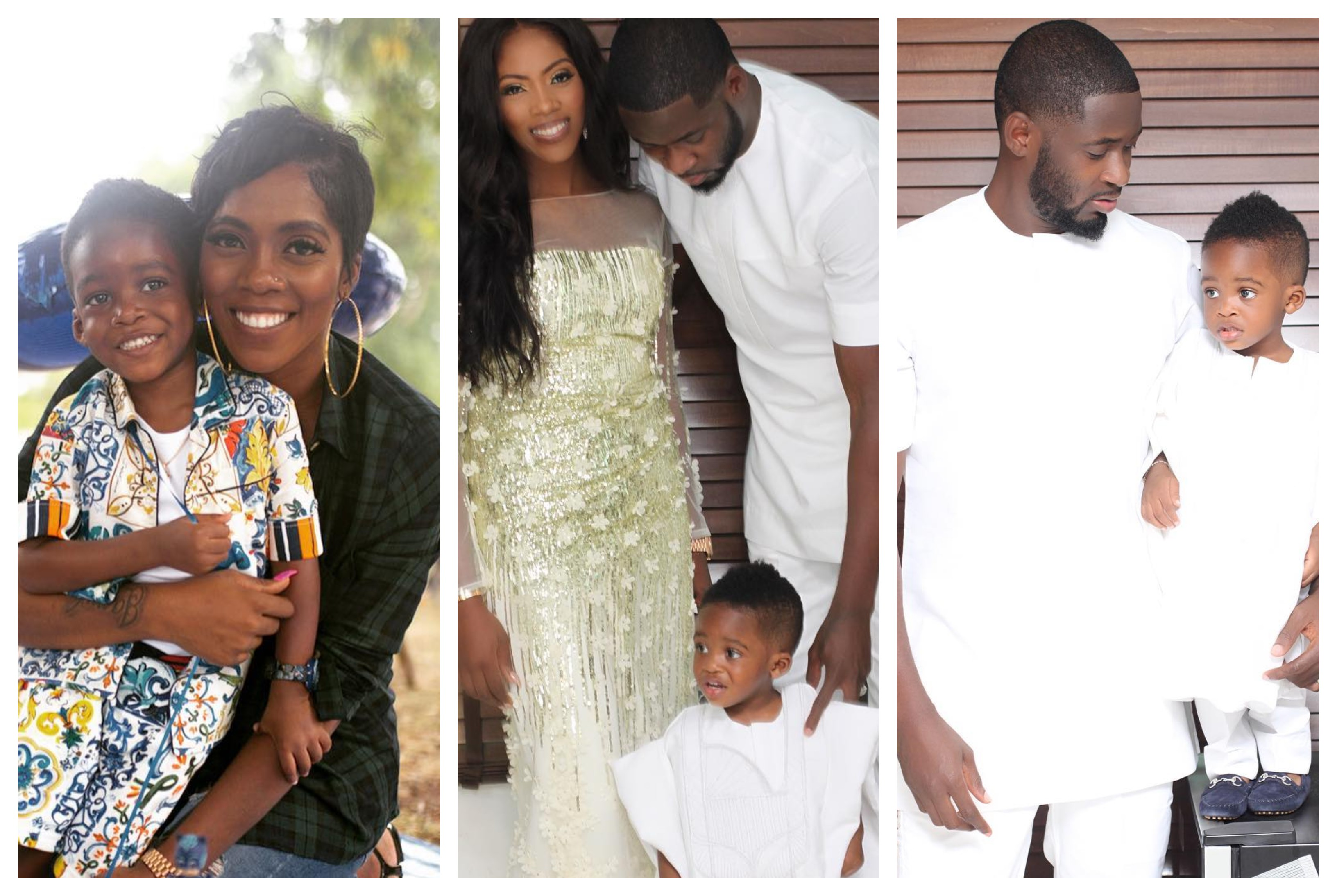 Tiwa Savage And Teebillz Recall Labor Room Memories As Son Turns 3