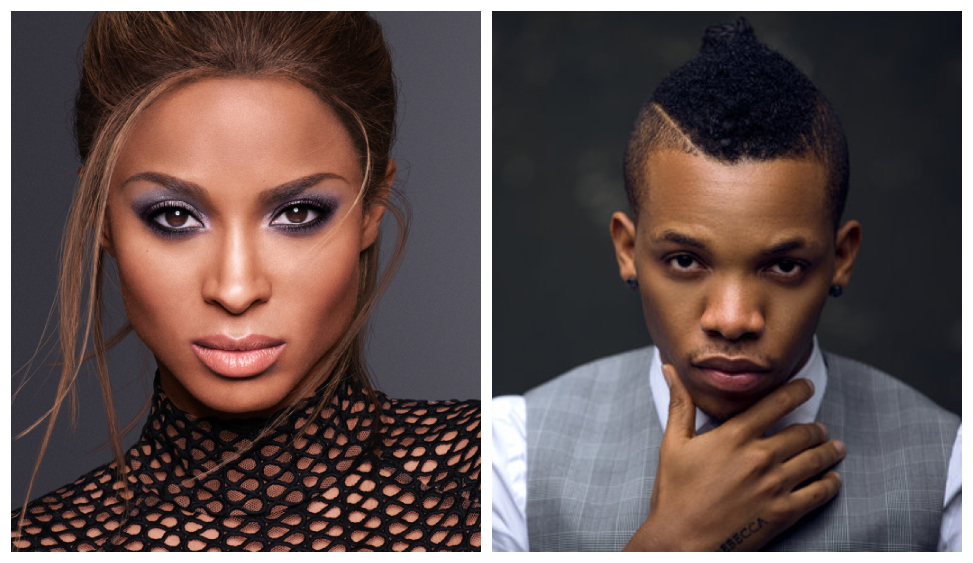 Ciara Drops New Single In Collaboration With Nigerian Singer, Tekno