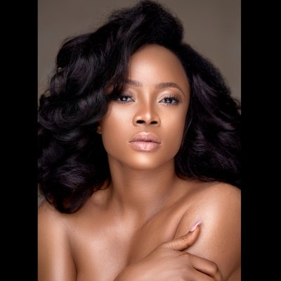 Toke Makinwa Explains Why She Went Nude For Campaign Shoot