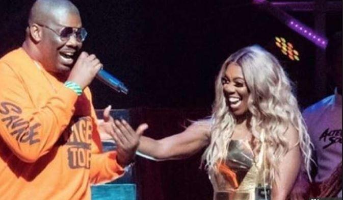 Tiwa Savage reveals how much she still gets nervous around Don Jazzy